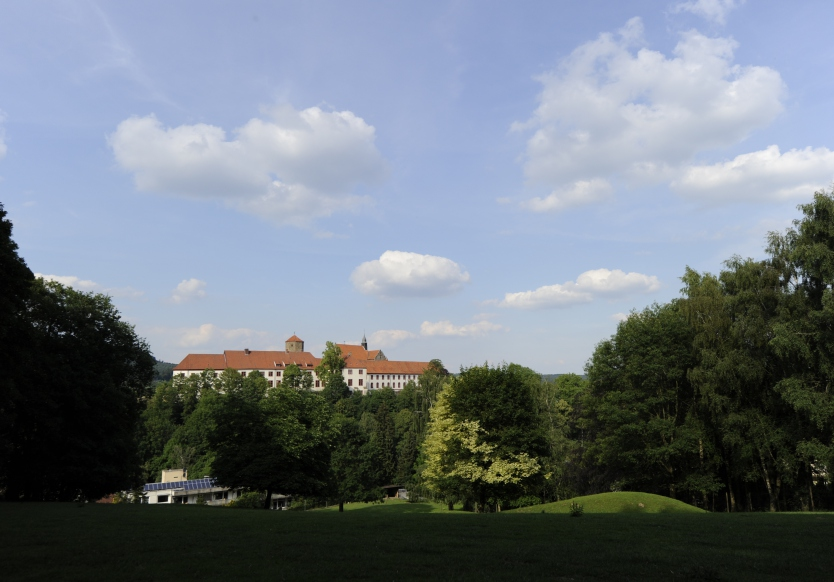 castle in Bad Iburg