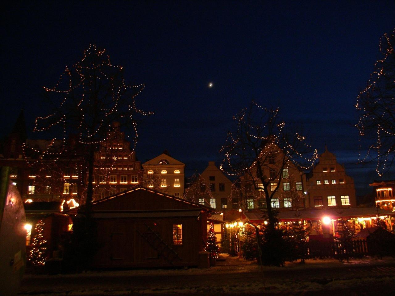 Weihnachtsmarkt Bad Iburg.Einer Der Schönsten Weihnachtsmärkte Im Norden